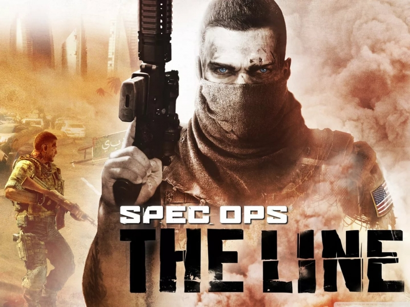 Elia Cmiral - 29  Into the Chopper OST Spec Ops The Line osthd