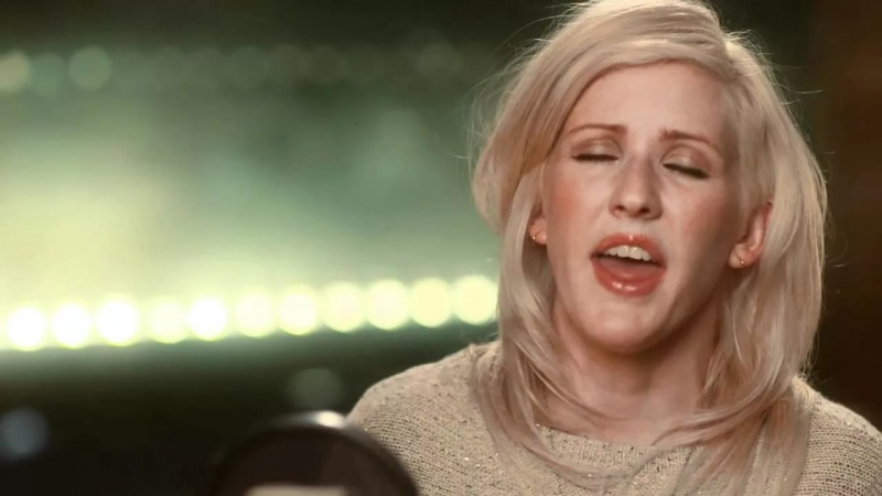 Ellie Goulding - Lights Acoustic