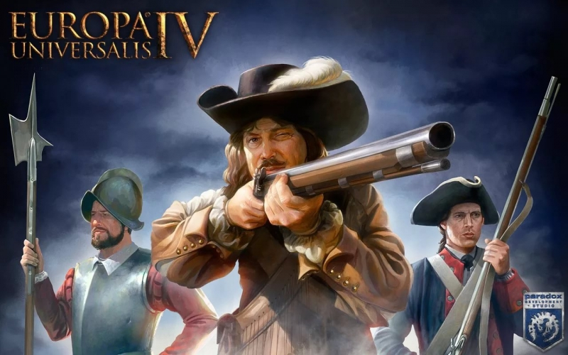 Europa Universalis 4 OST - Main Theme The Voyage - Andreas Waldetoft