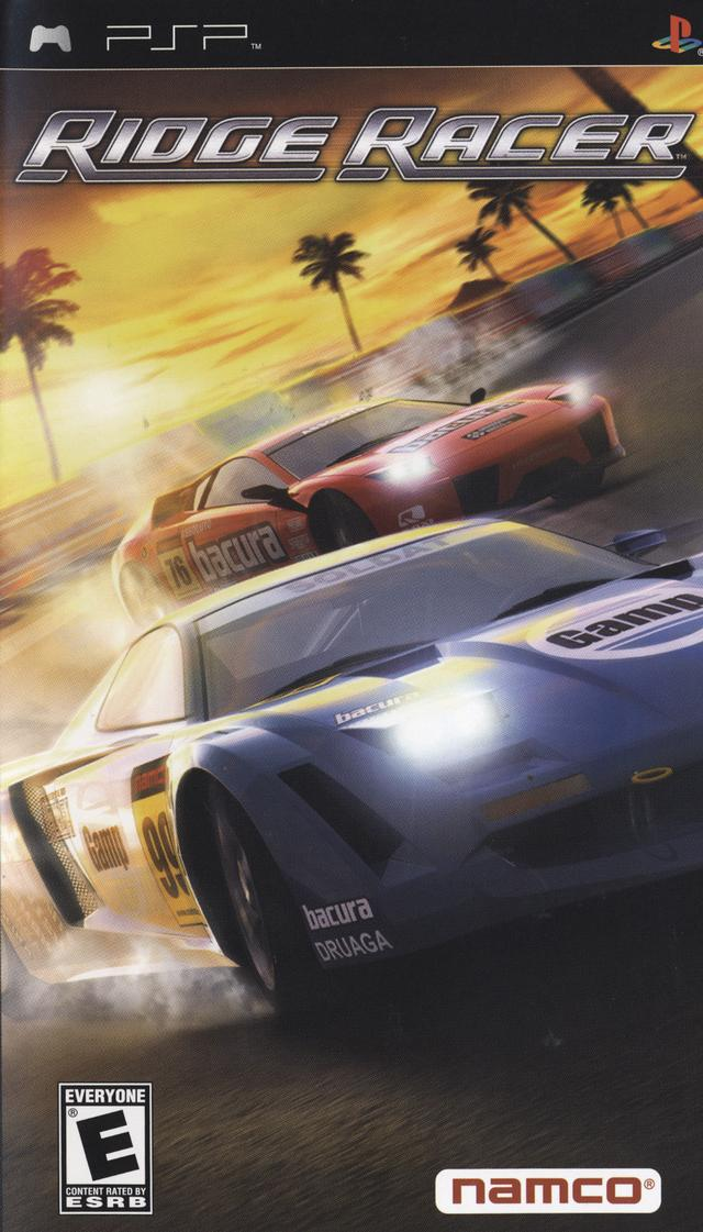 - Persecution Ridge Racer Unbounded OST