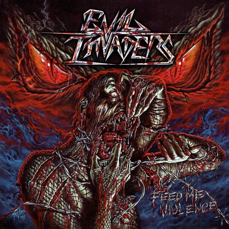 Evil Invaders - Anger Within