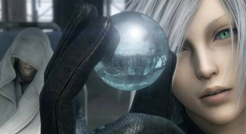 Final Fantasy 7 Advent Children - Materia