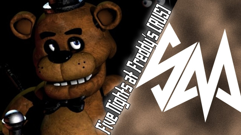 The Living Tombstone - Five nights at Freddy's [RUS] Cover by Sayonara [Пять Ночей с Фредди]