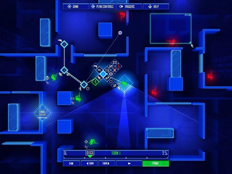 Game - Frozen Synapse - The Plan