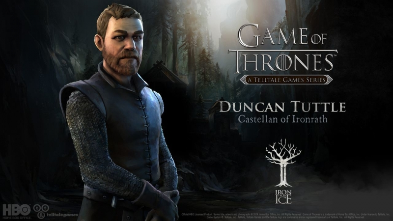 Game of Thrones a Telltale Games Series - Баллада дома Форрестеров xMusic.me