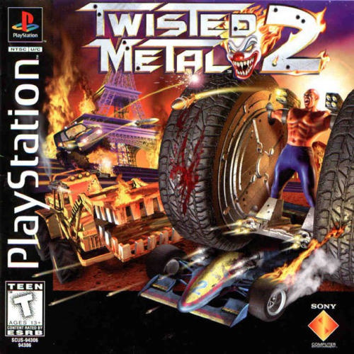 Game OST - Twisted Metal 2 - World tour - 02 - Title screen