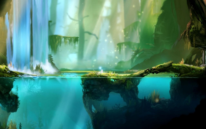 Gareth Coker - Ori and The Blind Forest Definitive Edition