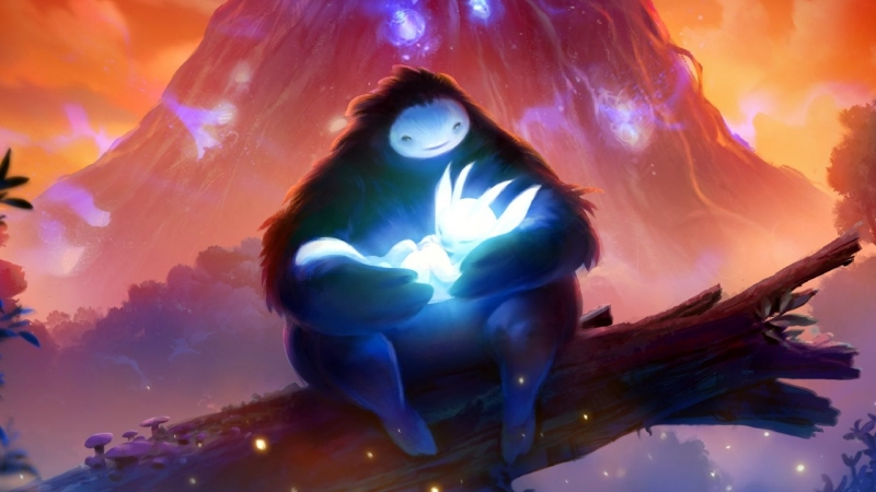 Gareth Coker - Ori and the Blind Forest Launch Trailer feat. Aeralie Brighton