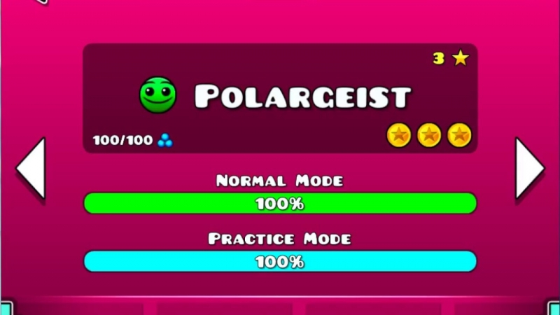 Geometry Dash 2.1 - LEVEL 21 - Fingerbang FULL
