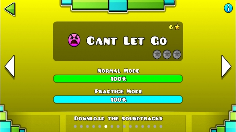 Geometry Dash - Electrodinamix