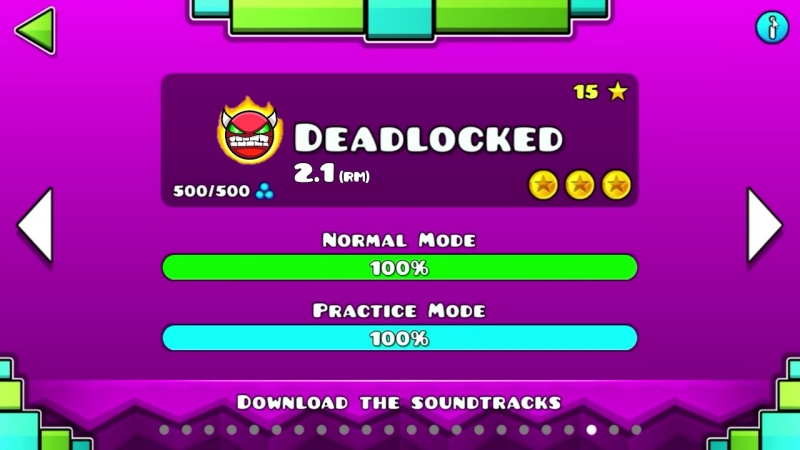 Geometry Dash Lite - Deadlocked