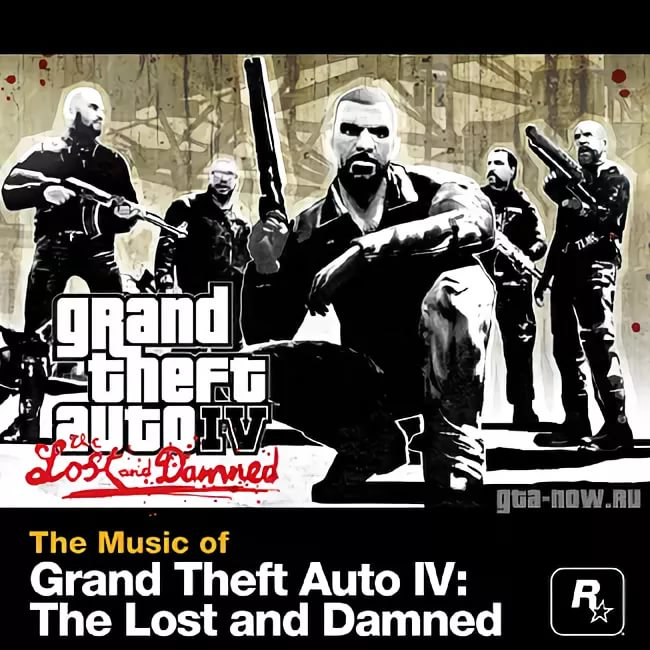 Grand Theft Auto 4 OST - The Lost and Damned Theme