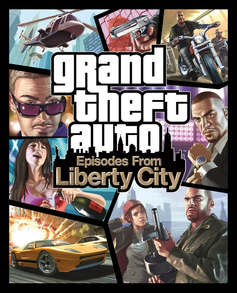Grand theft auto iv Episodes from liberty city - Loading Theme