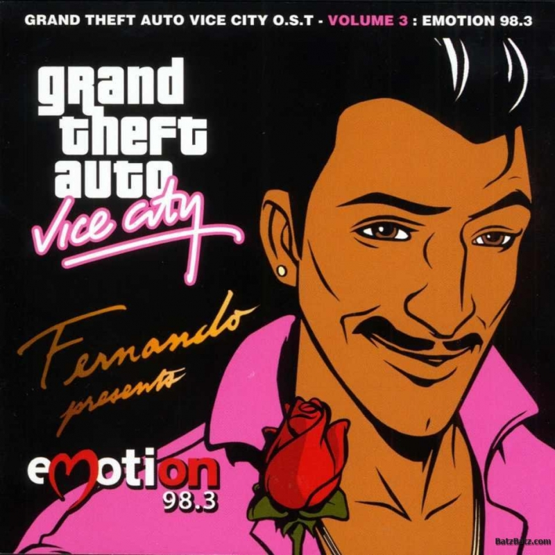 Grand Theft Auto Vice City - Emotion 98.3