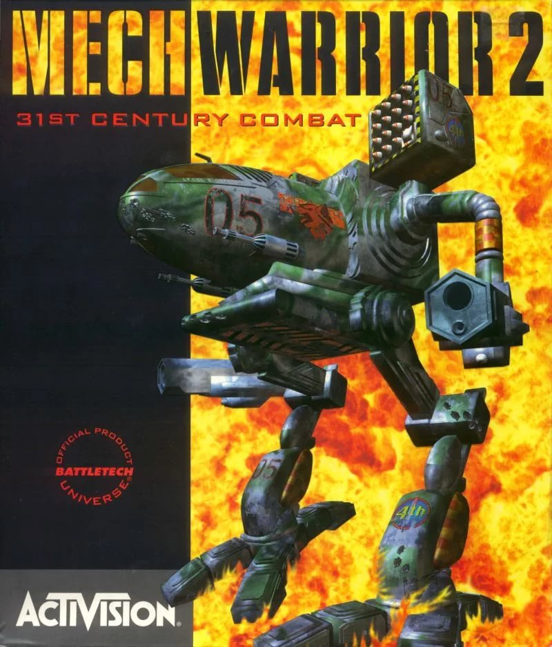 Gregory Alper & Jeehun Hwang - 1996 - Mechwarrior 2 Mercenaries - 21 - Starlight Hunt CoRaK-22k-Norm