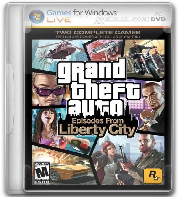 GTA IV Episodes From - Liberty City Soundtrack
