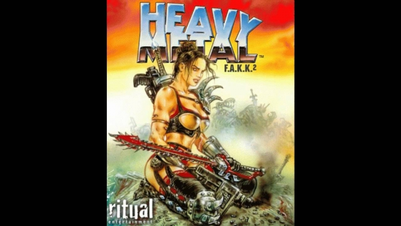 Heavy Metal F.A.K.K. 2 - Great Altar Of Wind Of Spirit