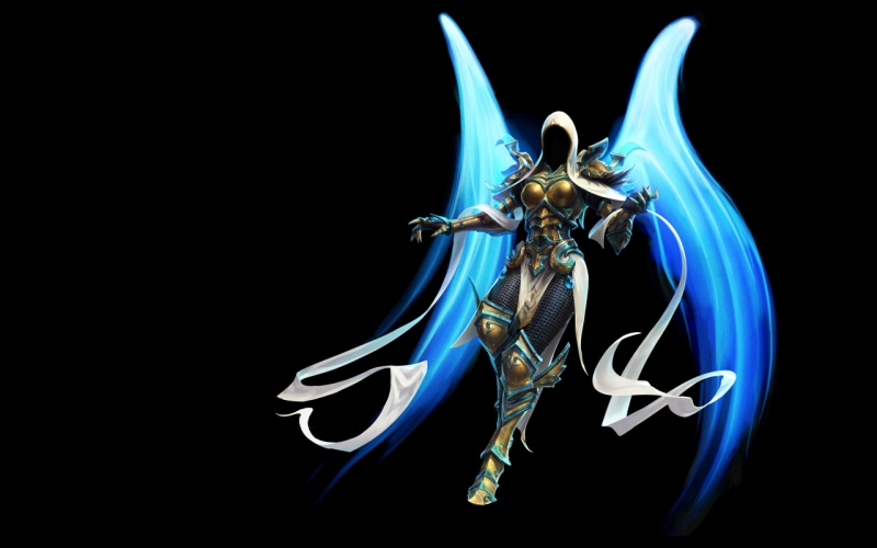 Heroes of the Storm - Auriel