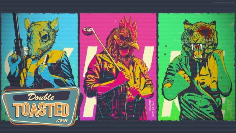 Hotline Miami 2 Wrong Number - NARC