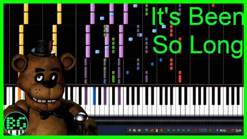 IMPOSSIBLE REMIX (BobGmbH) - Five Nights at Freddy's 2 It\'s Been So Long