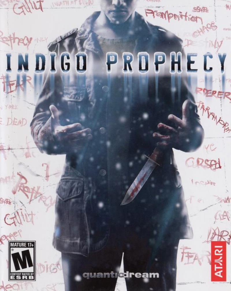 (Fahrenheit) Angelo Badalamenti, Normand Co - Indigo Prophecy 03