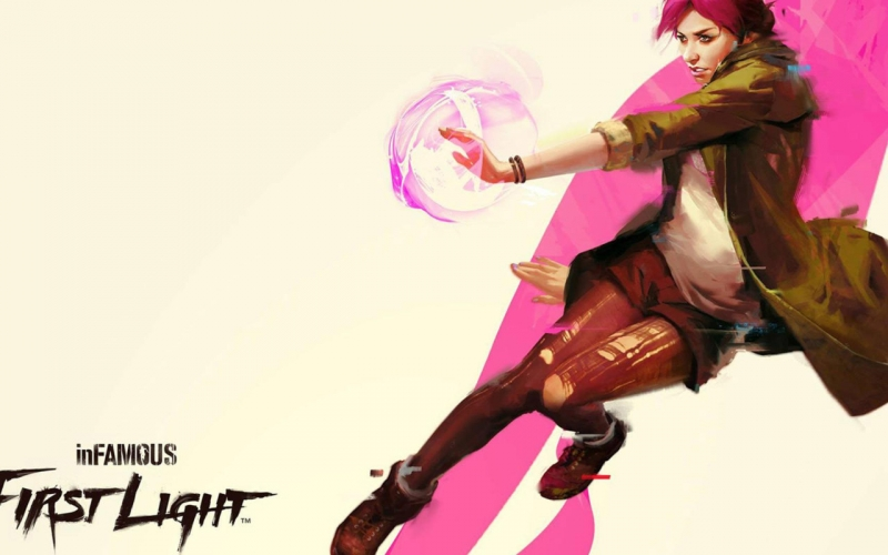inFAMOUS First Light - Battle Arena Themes OST Part 1