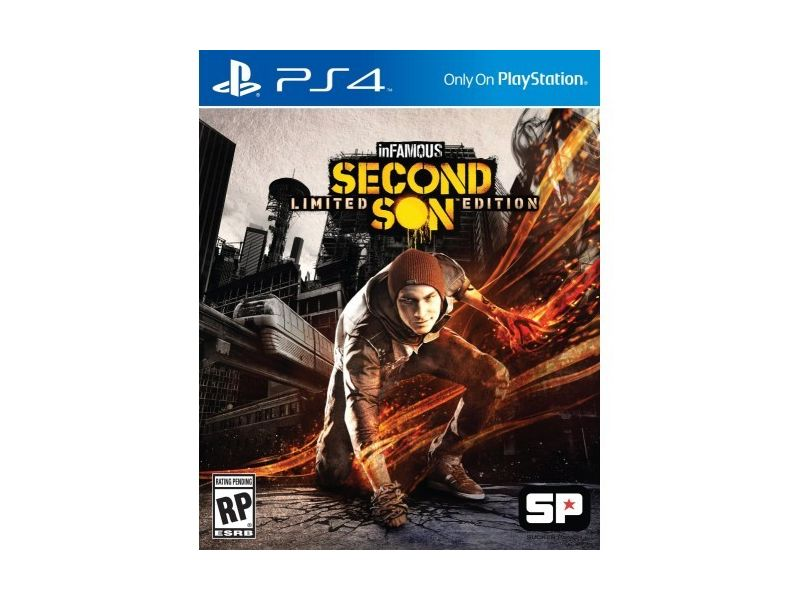 InFamous Second Son Soundtrack - Serial Tagger
