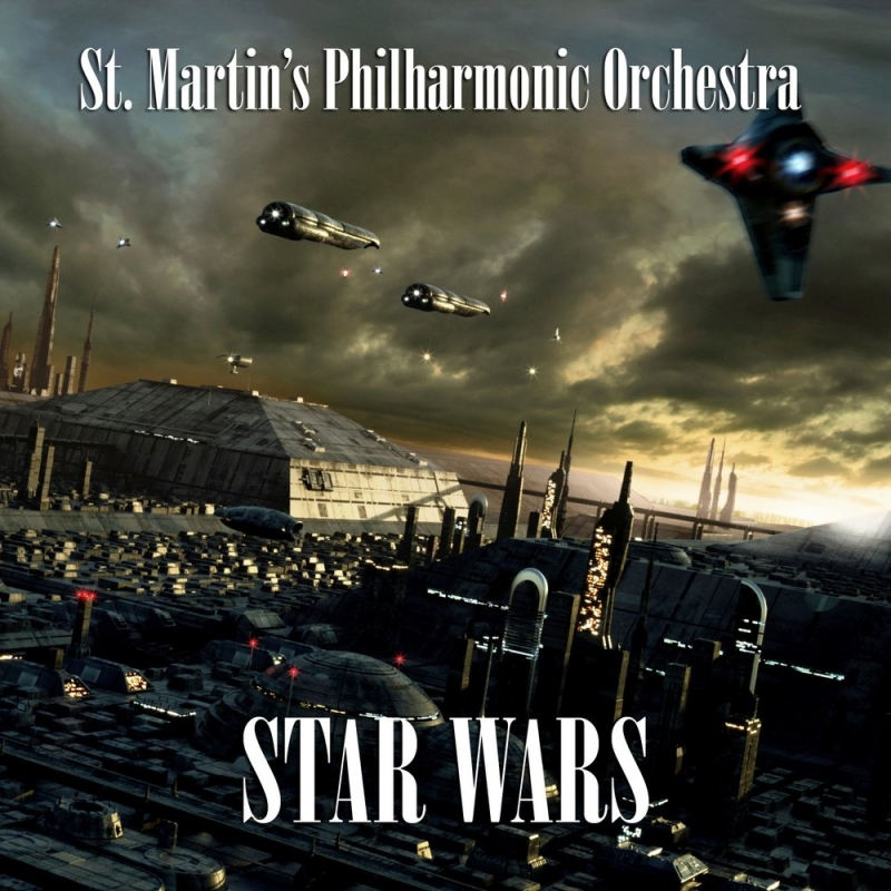 Intergalactic Symphony Orchestra - Star Wars Main Title and Arrival At Naboo