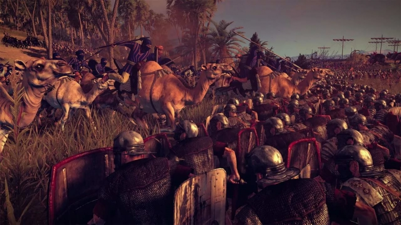 Jeff van Dyck (OST Total War Rome) - Campaign 2-Melancholy