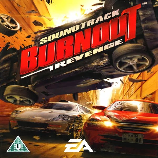Junkie XL - Today Burnout Revenge OST
