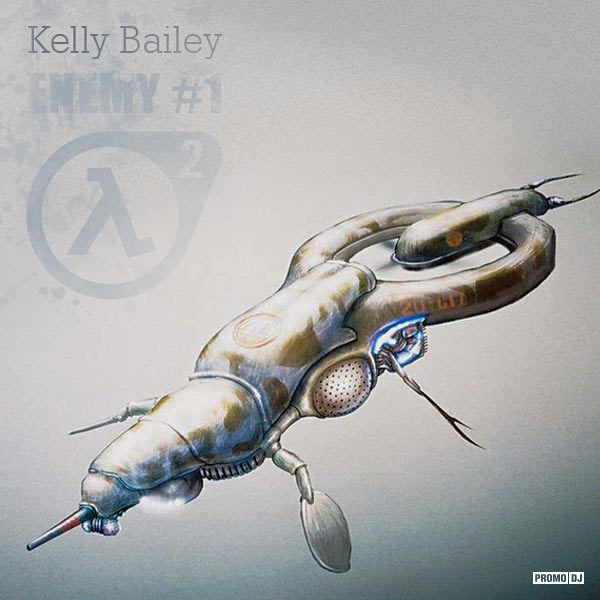 Kelly Bailey - Enemy 1 mixed by thonidy, треки Half-Life & Portal