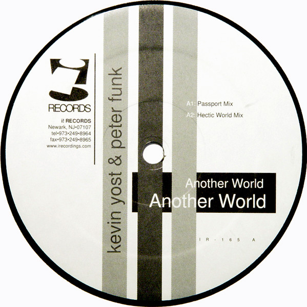 Kevin Yost, Peter Funk - Another World Laid Back Smack Mix