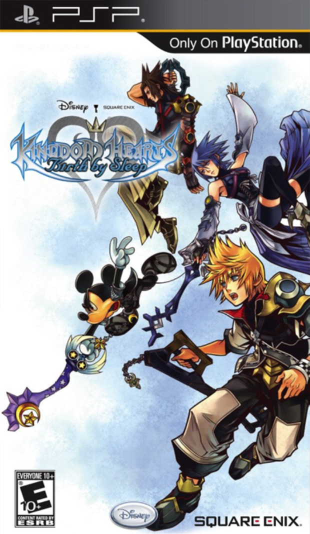 Kingdom Hearts Birth By Sleep - The Price Of Freedom Crisis Core Final Fantasy VII