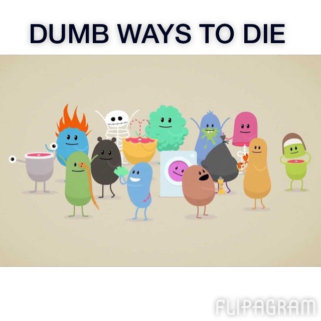 Kolombo feat Tangerine Kitty - Dumb Ways to Die Slow Fox
