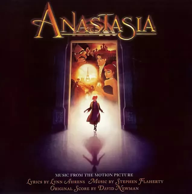Liz Callaway - Journey to the Past OST Anastasia