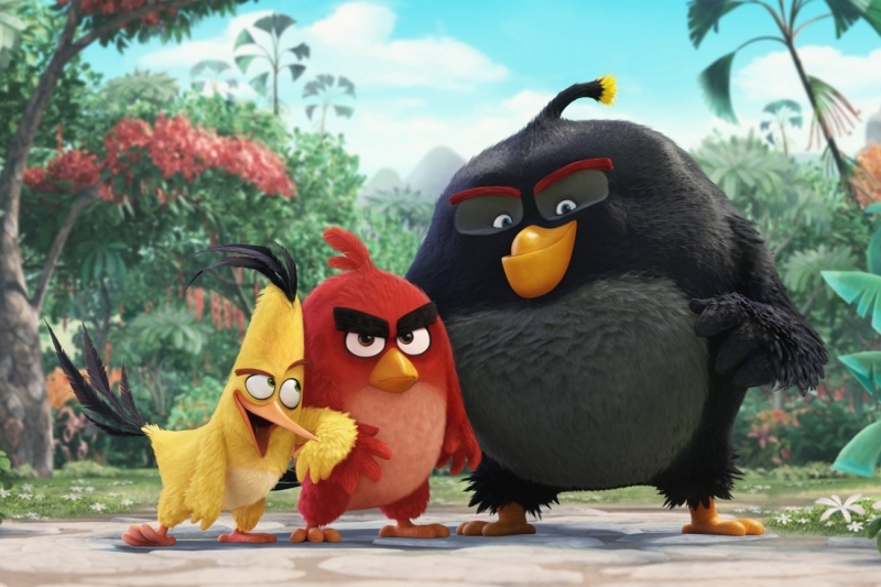 Heitor Pereira - Look What I Found / real3dfilms / Score / Angry Birds в кино