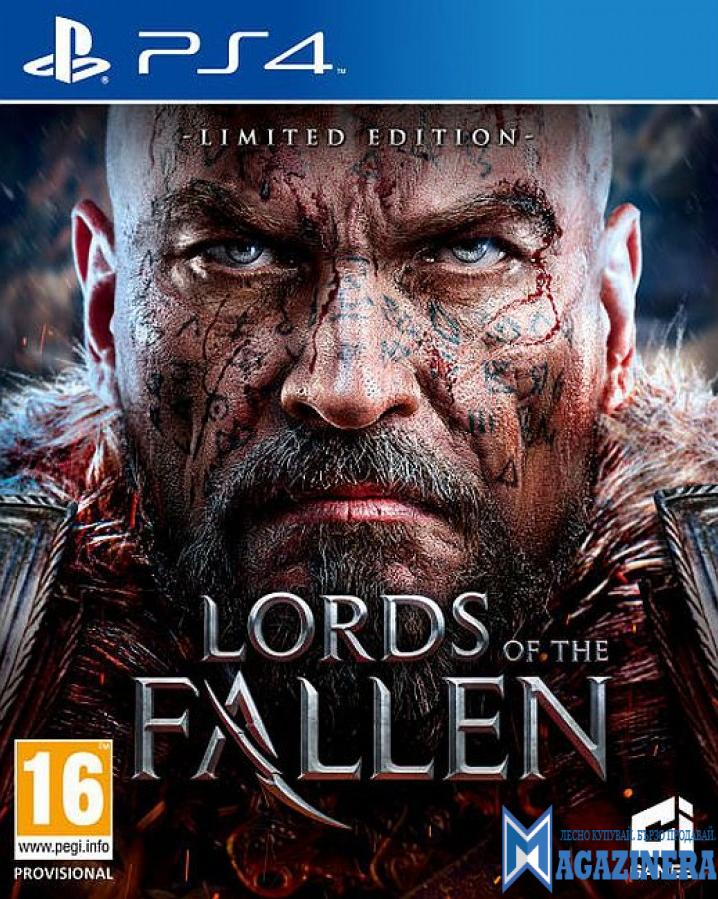 Lords of the Fallen OST - 01 Prologue - The Light