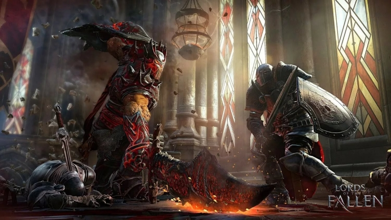 Lords of the Fallen - t