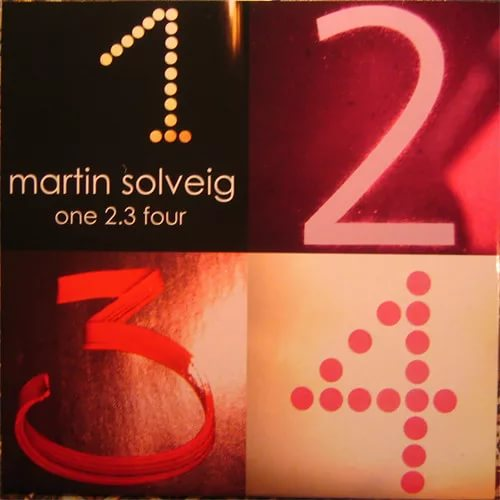 Martin Solveig - One 2.3 Four Single Version для больших гонок