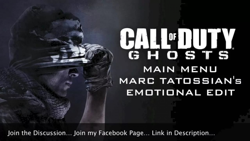 Matthew John Shine - Hope Call of Duty Ghost trailer ost