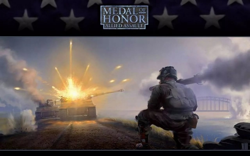 Medal of Honor Allied Assault Iron Fist - Main Theme