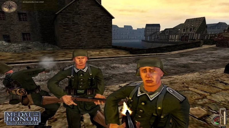 Medal of Honor Allied Assault - Track