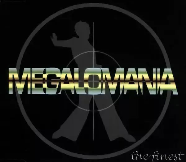 Mega Lo Mania - The Finest '97