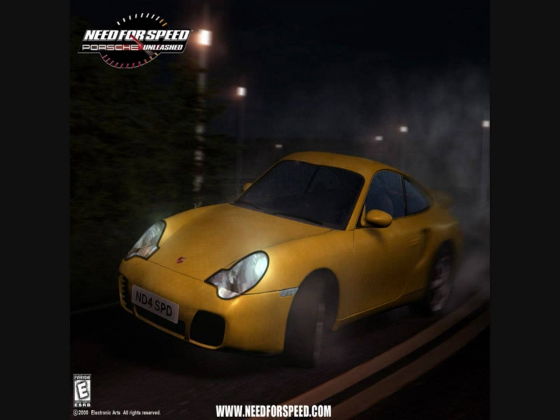 Morphadron - Rezidue Need for Speed  Porsche Unleashed - PS version OST