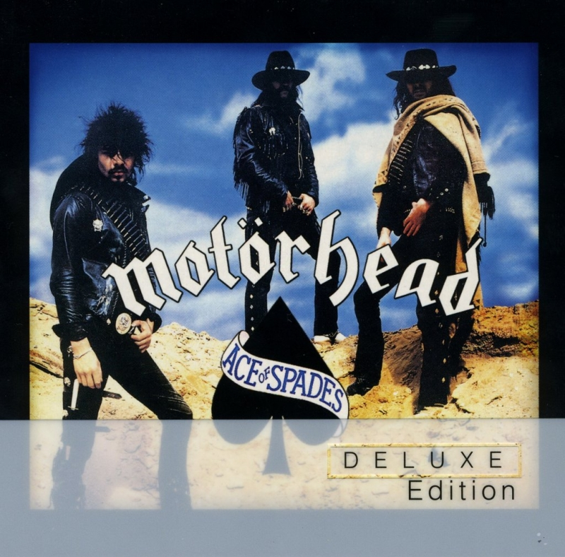 Motörhead - 1980 - Ace Of Spades