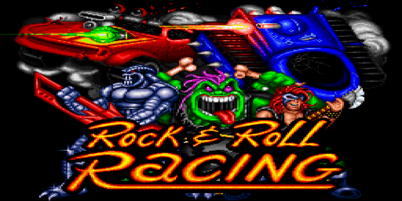 Music forom Dendy in ROCK - Rock'n'roll Racing