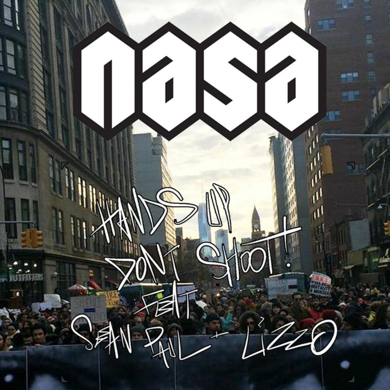 N.A.S.A ft. Sean Paul & Lizzo' - Hands Up, Don't Shoot [OST Battlefield Hardline]