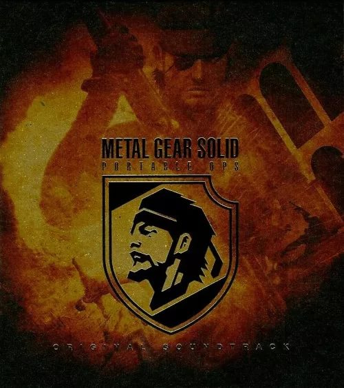 Natasha Farrow - Calling To The Night [Metal Gear Solid Portable Ops O.S.T.]