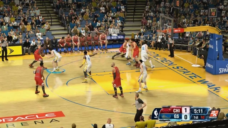nba 2k14 - i lave this game