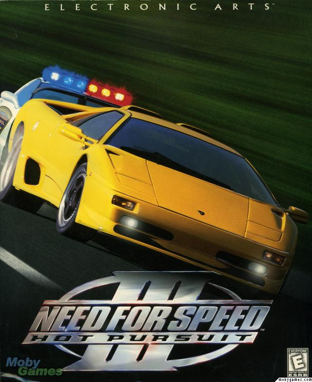 Need For Speed-3 - OST 1998